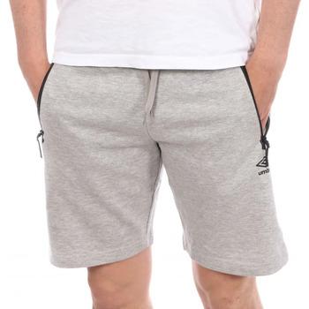 textil Hombre Shorts / Bermudas Umbro  Gris