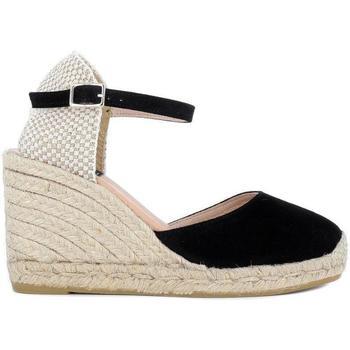 Zapatos Mujer Alpargatas Gaimo Global 7R Negro