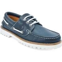 Zapatos Mujer Zapatos náuticos Seajure Náuticos Sibang Azul marino