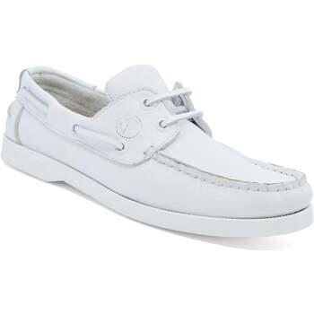 Zapatos Mujer Zapatos náuticos Seajure Náuticos Shoal Blanco