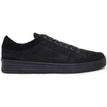 Zapatos Hombre Zapatillas bajas Trussardi - 77A00014 Negro