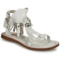 Zapatos Mujer Sandalias Airstep / A.S.98 RAMOS Blanco