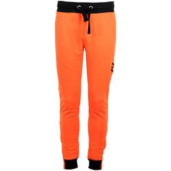 textil Hombre Pantalones de chándal Bikkembergs  Naranja