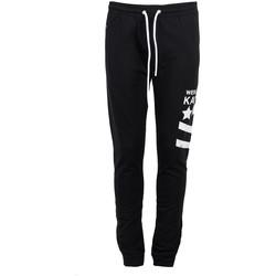 textil Hombre Pantalones de chándal Bikkembergs  Negro