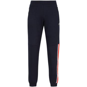 textil Niño Pantalones de chándal Le Coq Sportif Tech Pant Slim N°1 Kids Azul