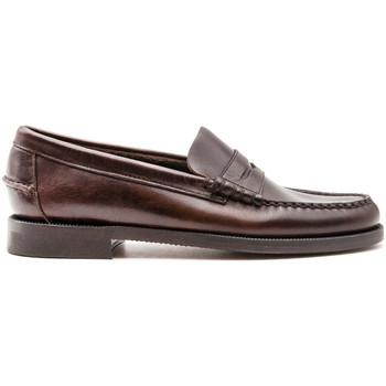 Zapatos Hombre Mocasín Sebago 7000310-CLASSIC-DAN-BROWN MARRONE