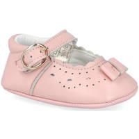 Zapatos Niña Bailarinas-manoletinas Bubble Bobble A2946 ROSA