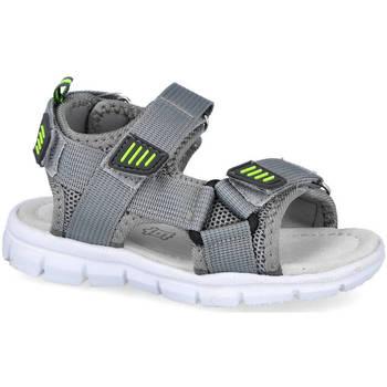 Zapatos Niño Sandalias Bubble Bobble A3238-L GRIS