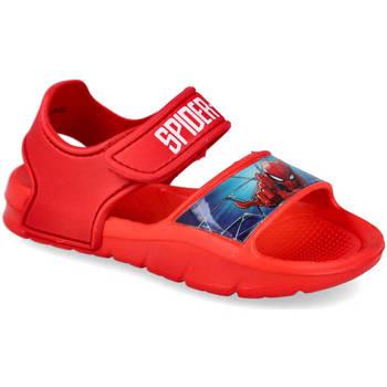 Zapatos Niño Sandalias Bubble Bobble SM13655 ROJO