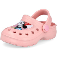Zapatos Niña Zuecos (Clogs) Bubble Bobble WD13571 ROSA