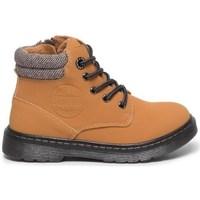 Zapatos Niños Botas de caña baja Big Star EE374052 Color de miel