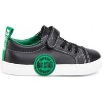 Zapatos Niños Zapatillas bajas Big Star FF374087 Negros