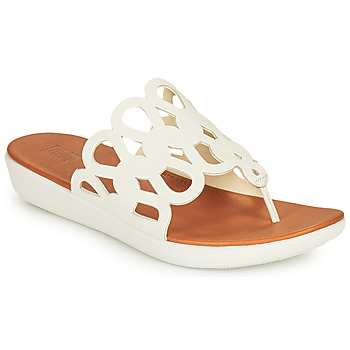 Zapatos Mujer Chanclas FitFlop ELODIE Blanco
