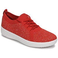 Zapatos Mujer Zapatillas bajas FitFlop F-SPORTY Rojo