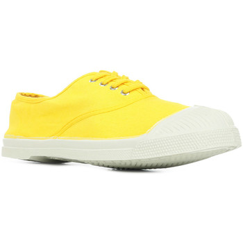Zapatos Mujer Tenis Bensimon Tennis Lacet Amarillo