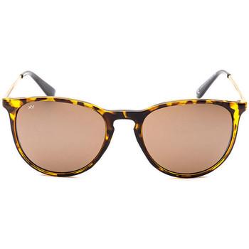 Relojes & Joyas Mujer Gafas de sol Sunxy Wake Marrón