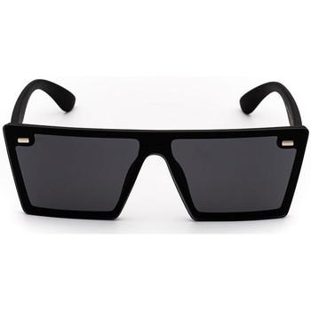 Relojes & Joyas Gafas de sol Sunxy Kapas Negro