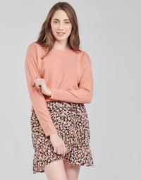 textil Mujer Sudaderas Only ONLAMALIA Rosa