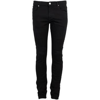 textil Hombre Pantalones con 5 bolsillos Bikkembergs  Negro