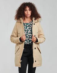 textil Mujer Parkas Vero Moda VMEXCURSIONEXPEDITION Beige