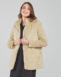 textil Mujer Abrigos Vero Moda VMTHEA Beige