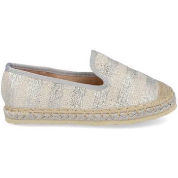 Zapatos Niña Alpargatas Bubble Bobble A2869 PLATA