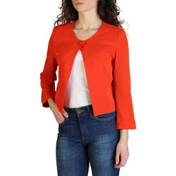 textil Mujer Chaquetas / Americana Yes Zee - g402_eh00 Rojo
