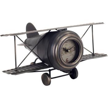 Casa Relojes Signes Grimalt Reloj Sobremesa Avión Negro