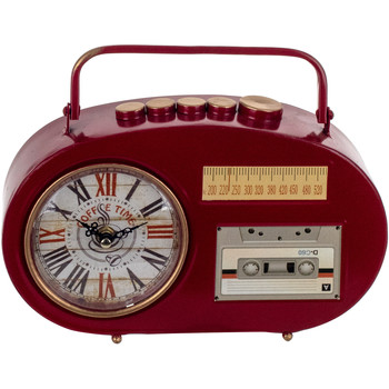Casa Relojes Signes Grimalt Reloj Sobremesa Transistor Rojo