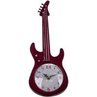 Casa Relojes Signes Grimalt Reloj Sobremesa Guitarra Rojo