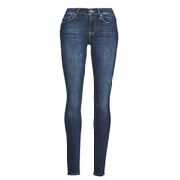 textil Mujer Vaqueros slim Only ONLSHAPE Azul