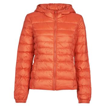 textil Mujer Plumas Only ONLTAHOE Naranja