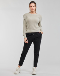 textil Mujer Pantalones chinos Only ONLPOPSWEAT Negro