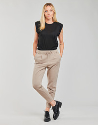textil Mujer Pantalones chinos Only ONLPOPSWEAT Beige