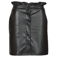 textil Mujer Faldas Moony Mood PABLON Negro