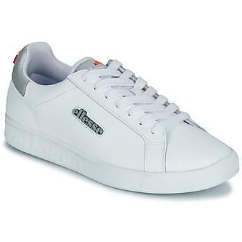 Zapatos Mujer Zapatillas bajas Ellesse CAMPO Blanco / Plata