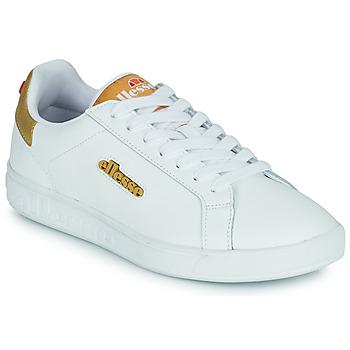 Zapatos Mujer Zapatillas bajas Ellesse CAMPO Blanco / Oro