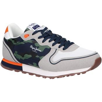 Zapatos Niños Multideporte Pepe jeans PBS30492 KLEIN CAMO Gris