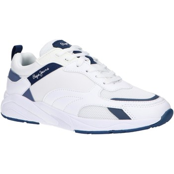 Zapatos Niños Multideporte Pepe jeans PBS30480 ORBITAL 2 ACTION Blanco