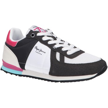 Zapatos Niña Multideporte Pepe jeans PGS30497 SYDNEY Negro