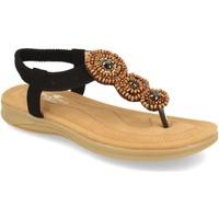 Zapatos Mujer Sandalias H&d YZ19-319 Negro