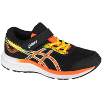 Zapatos Niños Running / trail Asics Pre Excite 6 PS Noir