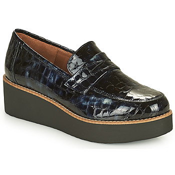 Zapatos Mujer Mocasín Fericelli PARNILLA Marino
