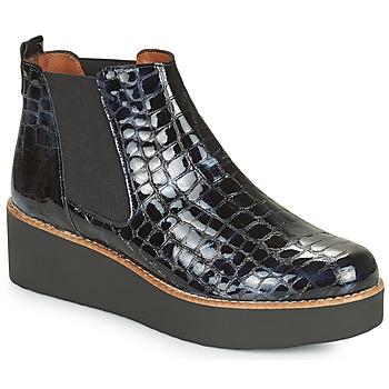 Zapatos Mujer Botas de caña baja Fericelli LORNA Marino