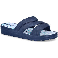 Zapatos Mujer Zuecos (Mules) L&R Shoes SD2627 AZUL