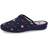 Zapatos Mujer Zuecos (Clogs) L&R Shoes 5804 AZUL