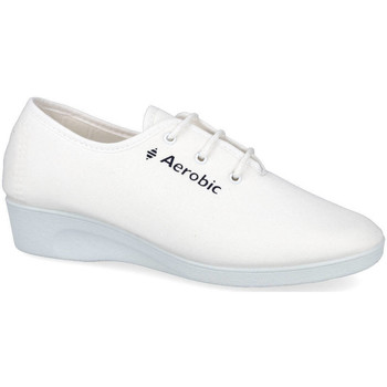Zapatos Mujer Derbie L&R Shoes 200 BLANCO