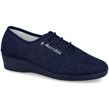 Zapatos Mujer Pantuflas L&R Shoes 200 TEJANO