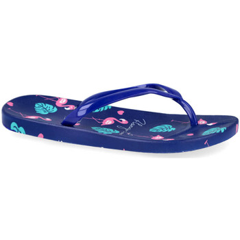 Zapatos Mujer Chanclas L&R Shoes SD2645 AZUL