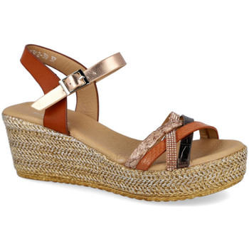 Zapatos Mujer Sandalias L&R Shoes 20K312-39 CHAMPAGNE